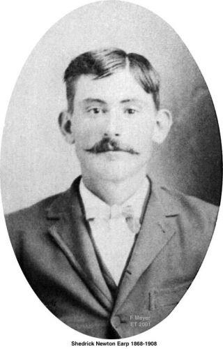 Shedrick N Earp