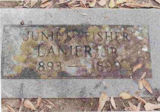 Junius Fisher Lanier Jr