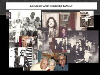 Lehaney and Sweeney Family USA