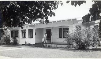 Ellis and Maddux Family Home, California