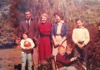 Pauline K DeLauter family