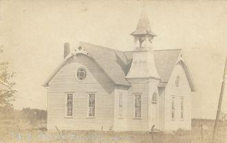 M.E. Church in Dalton, KS