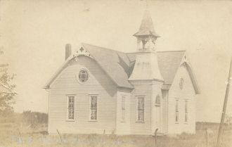 M.E. Church in Dalton, KS