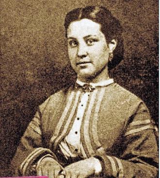 Paulita Maxwell, Alleged Girlfriend of Billy the Kid