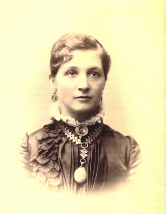 Sarah Jane Smibert (nee Corbett)