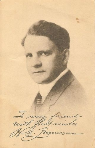 H. G. Zimmerman