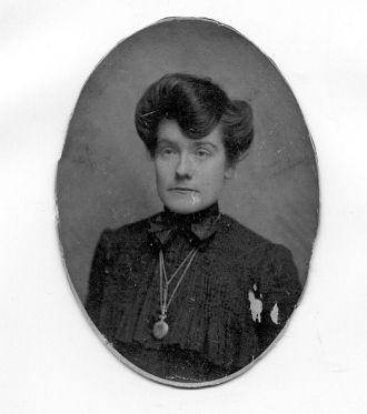 Nora Nellie Lamar Lansaw