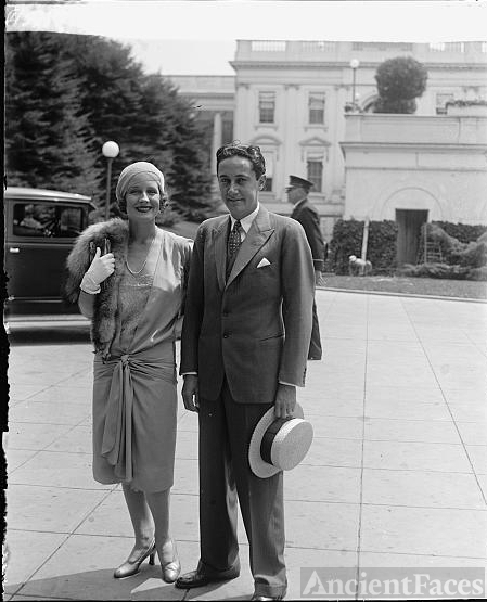 Mr. & Mrs. Irving Thalberg - Norma Shearer