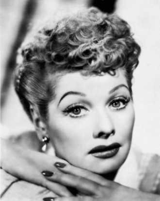 A photo of Lucille Ball