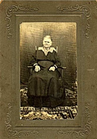 A photo of Eliza McIlvain Moore