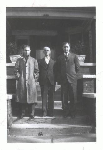 A photo of Delbert Eugene Leaser