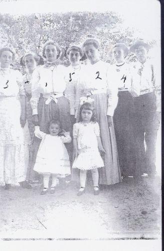 Augustus Cummins Daughters