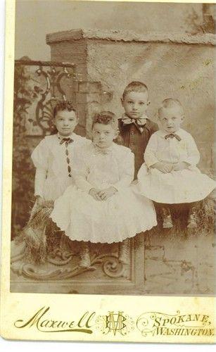 Burch Children