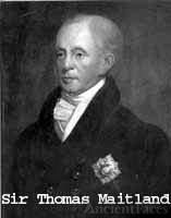 Sir Thomas Maitland
