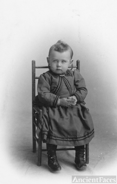 Son of Della Wilson Briggs