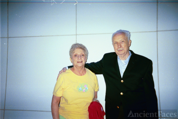 James Blanchard and Alice Carpenter.
