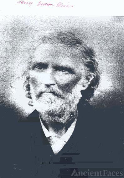 Henry Benton Blevins