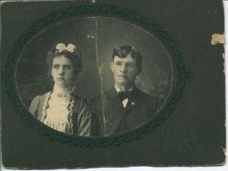 Henry Schuermann & Carolina Dahlm Wedding Picture