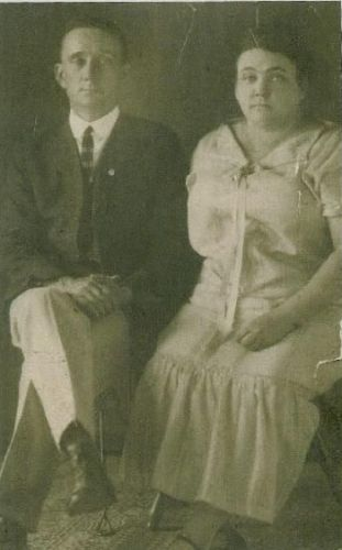 James and Lydia (Pilkinton) Bloss