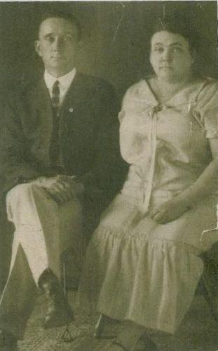 James and Lydia (Pilkinton) Bloss