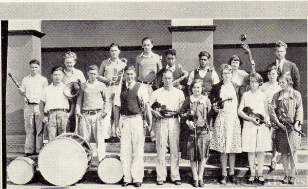 School Band - Watsonville Union High School