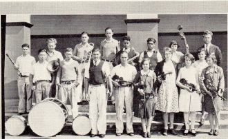School Band - Watsonville Union High School