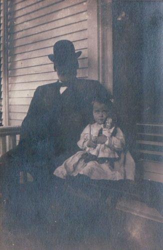 Ruth Schumacher & Charles Baker, 1904