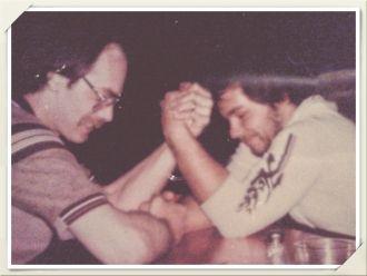 Rick Gillis & Bob Estep