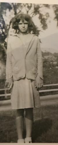 Jessie Althea Blanche Davis