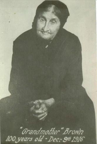 Elizabeth (Detwiler) Brown