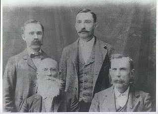 Albert W. Marr and his sons