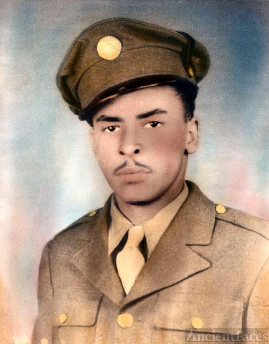 Nathaniel H. Maclin III, World War II