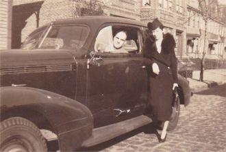 Ethel and Aurthur Martin, 1930's