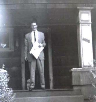 Frank Edward Kroetsch, 1927-2001