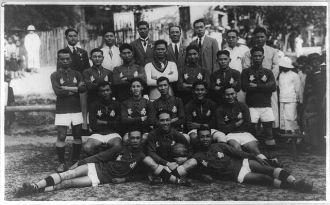 Hong Kong football [soccer] team