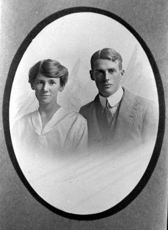 Robert & Agnes (Watmuff) Thornton