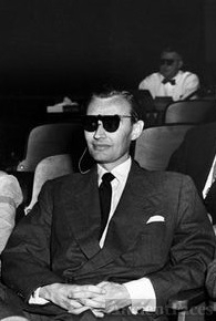 Lemuel DeLos Ayers, 3D glasses.
