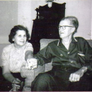 Rexie and William Lew Phillips