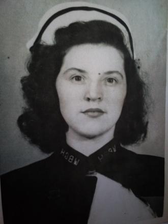 Mary Loretta Timins R.N.