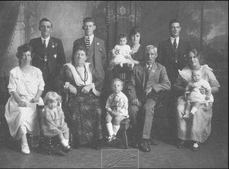 John & Mary Jane (Bate) Williams Family, Australia