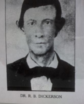 Robert Burton Dickerson