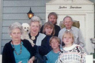 Arlene France (Rogers) Meier Family