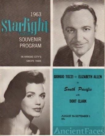 Dort W Clark, Starlight