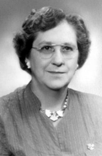 Grace Leona Morgan