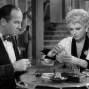 Judy Holliday in Born Yesterday