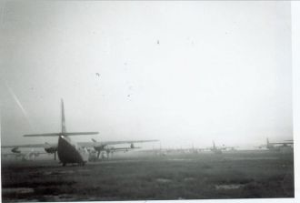 C-123s Pope Airbase