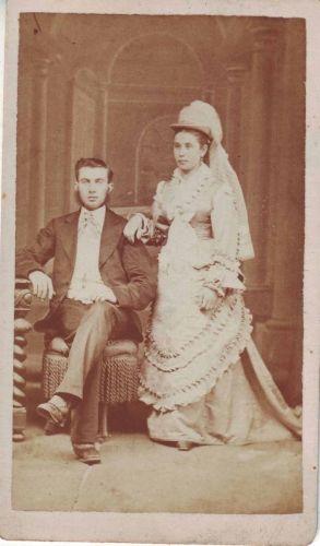 George & Celia Sampson