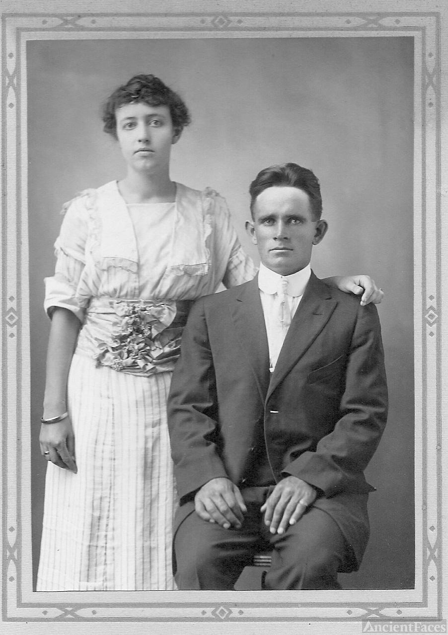 Nella Elizabeth Laster and William S Carter