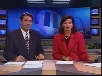 Cree Craig & Sandy Miller on KPLR St. Louis 11 (1997)