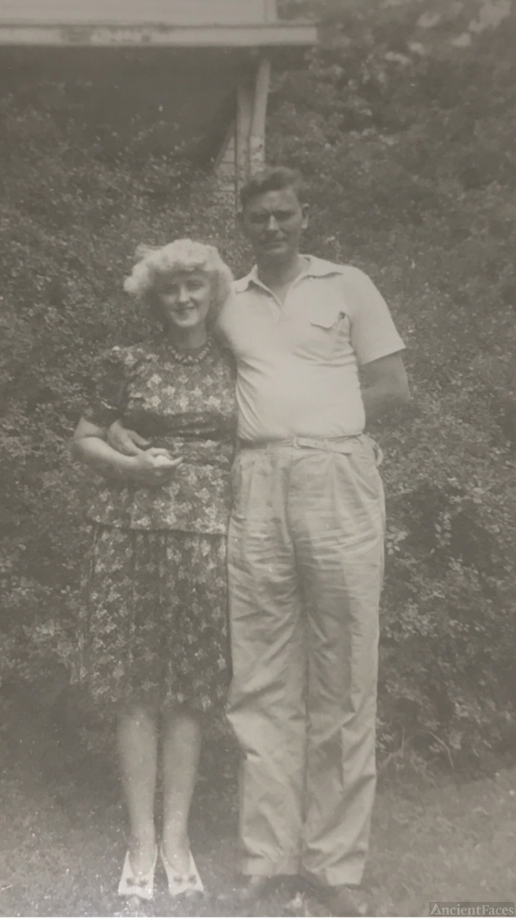 Lida & Arnold Drummond